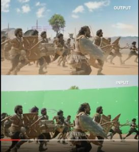 Special Effects and VFX