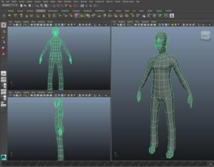 Learn 3d at Animation Kolkata
