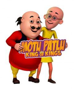 Animated Series Motu Patlu The Awesome Twosome