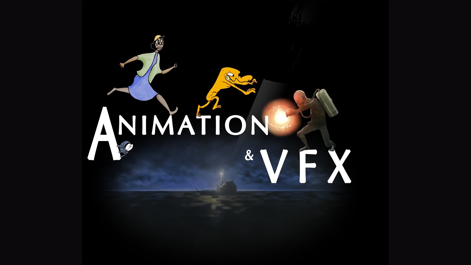 Animation VFX Kolkata