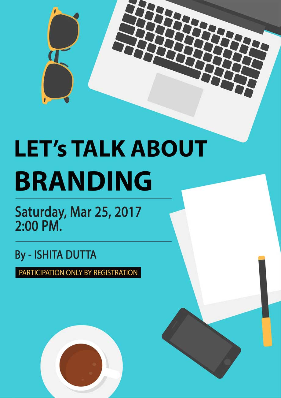 Weekly Master Class on Talk about Branding - Ishita Dutta