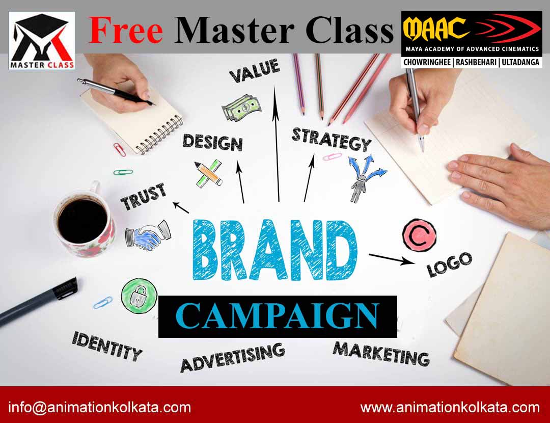 Free Master Class on Brand Campaign
