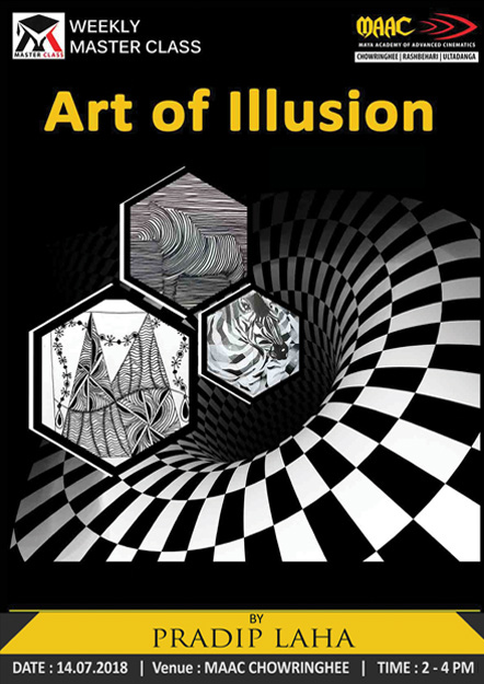Weekly Master Class on Art Of Illusion