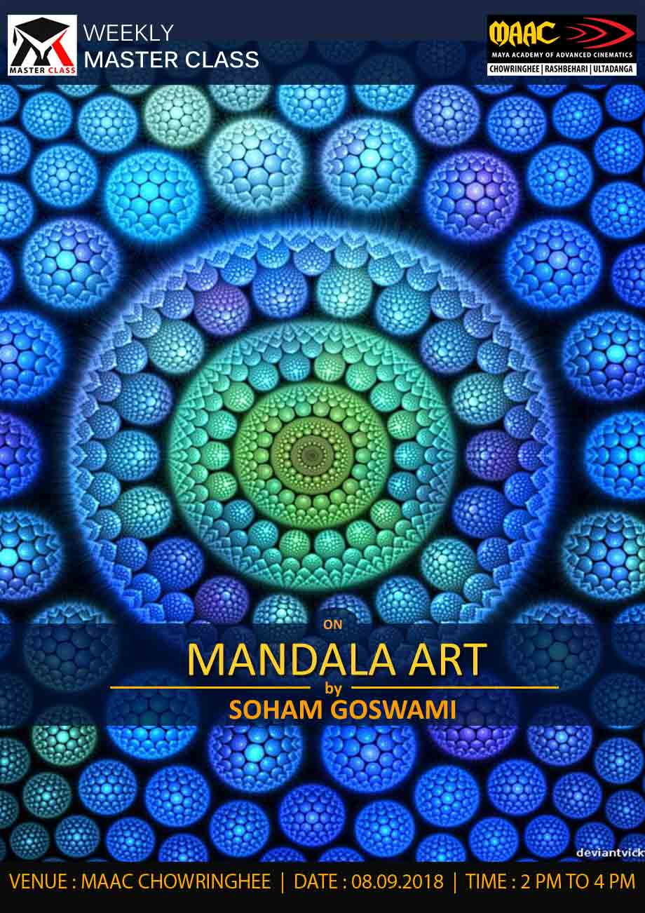 Weekly Master Class on Mandala Art