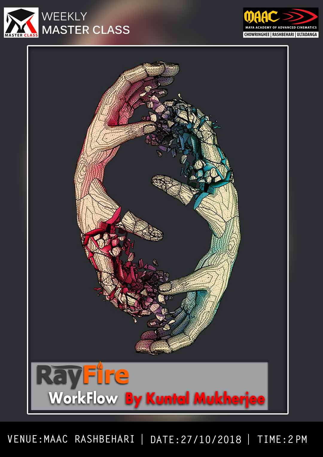 Weekly Master Class on RayFire Workflow