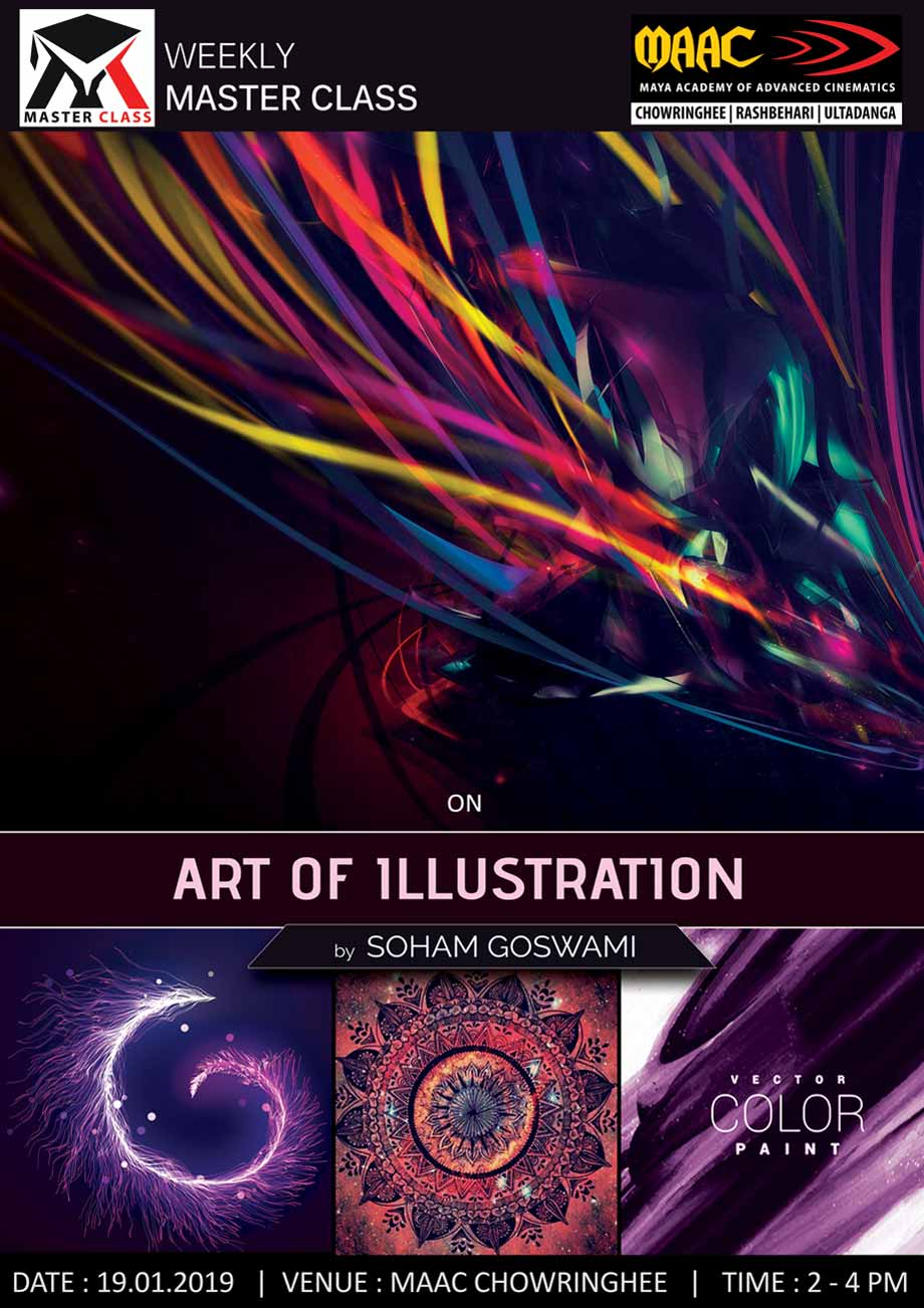 Weekly Master Class on Art Of Illustration