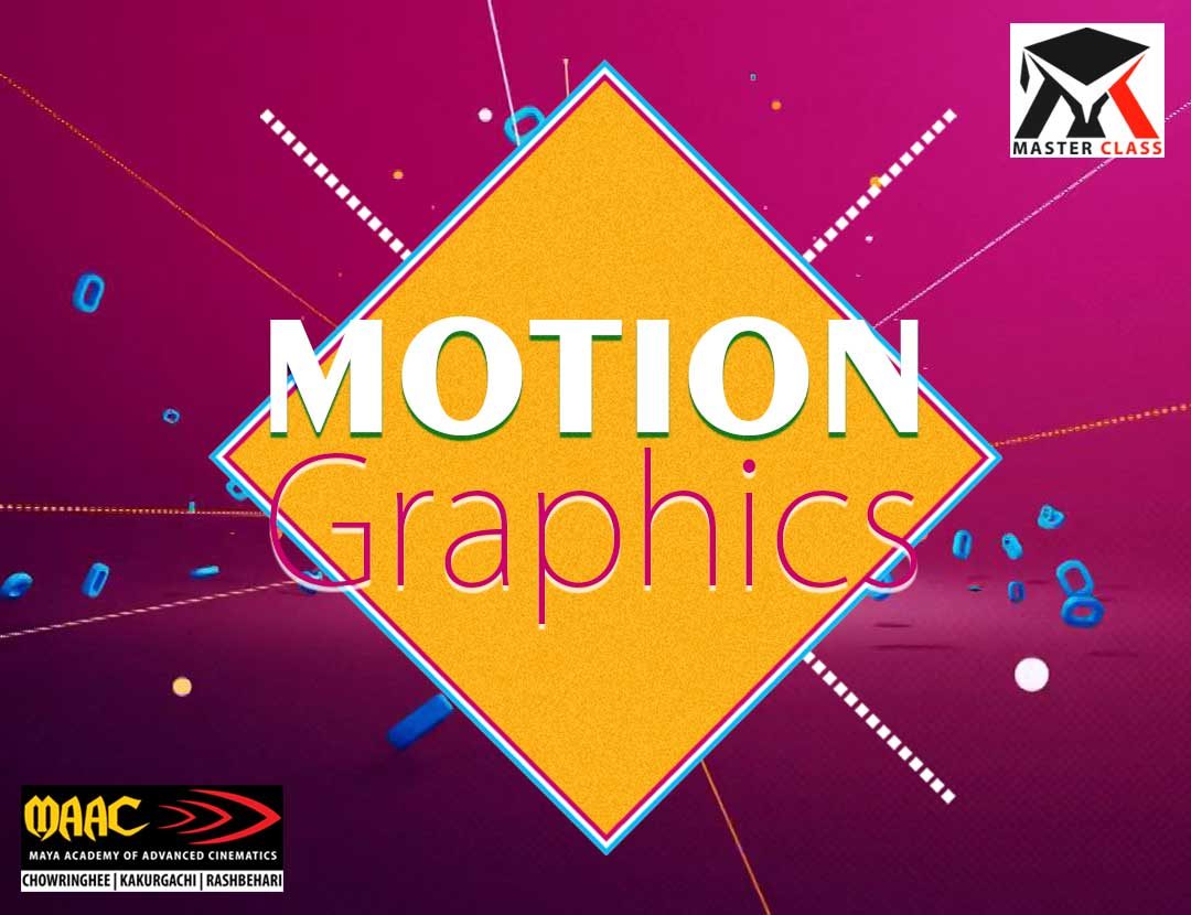 Free Master Class on Motion Graphics