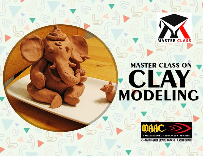 Free Master Class on Clay Modeling