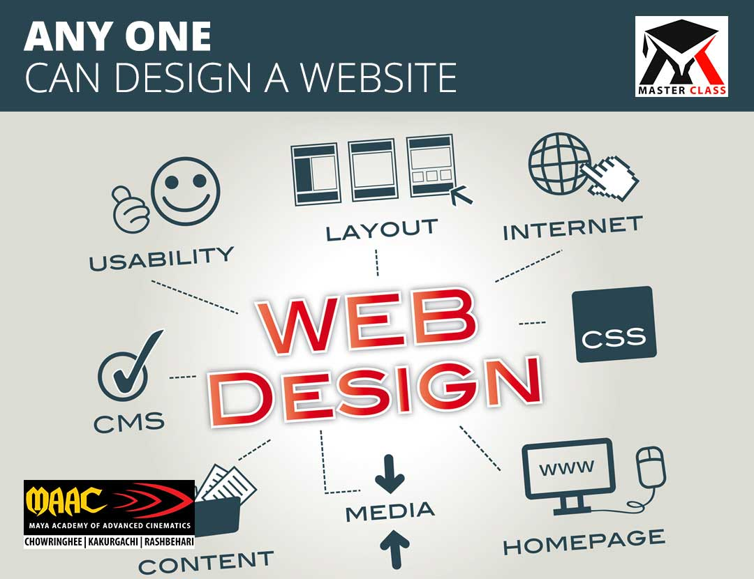 Free Master Class on Anyone can Design a Website