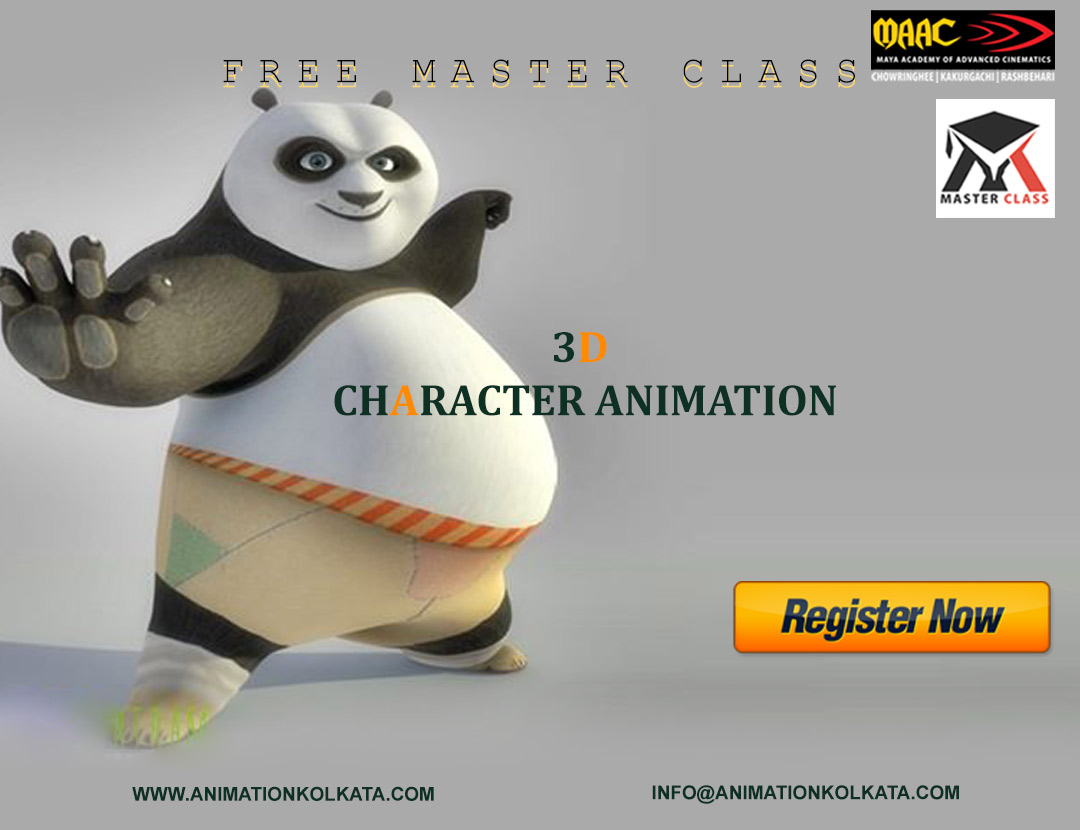 Free Master Class on Character Animation