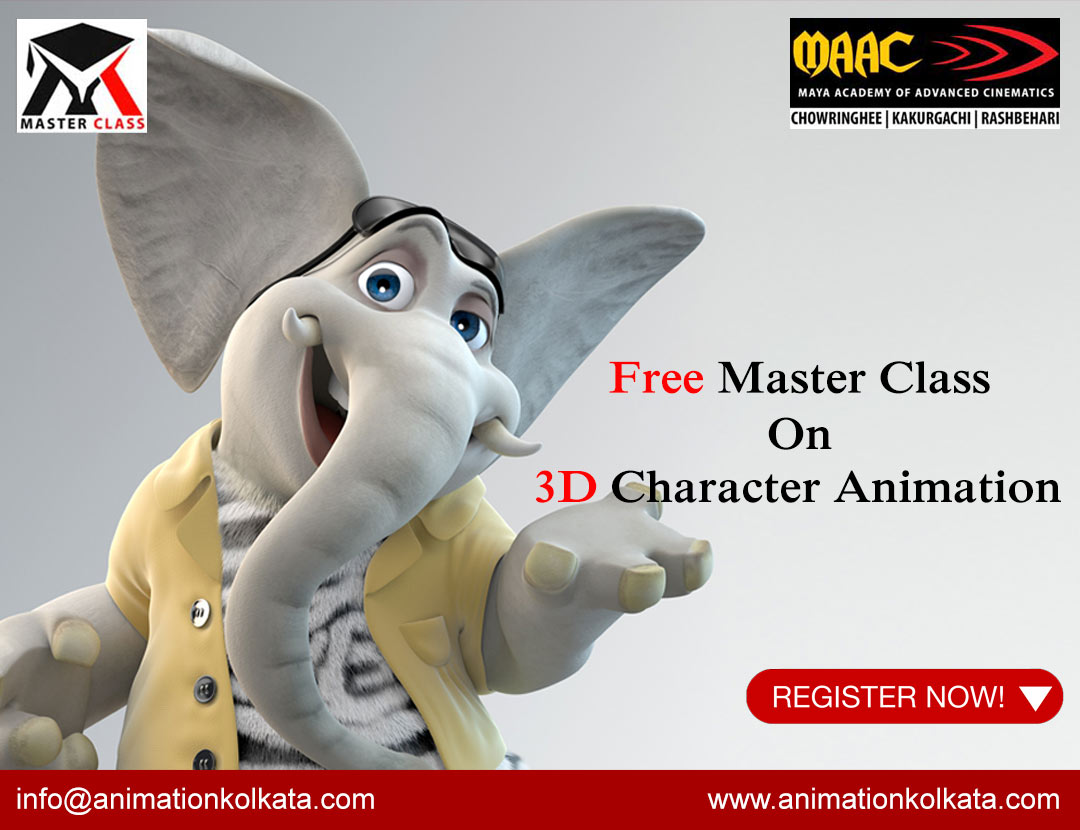 Free Master Class on Free Master Class